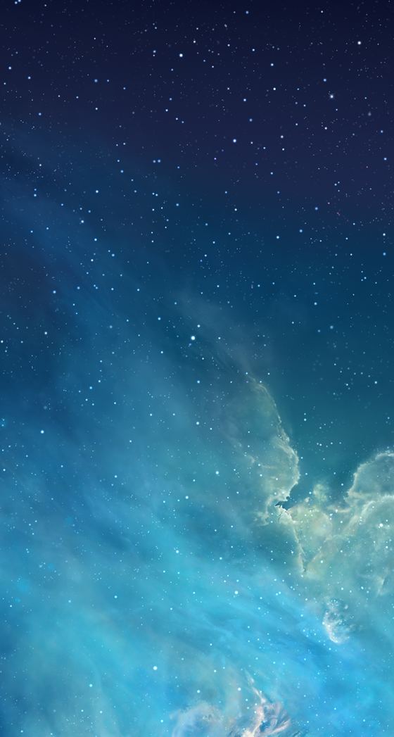 iOS 7 Wallpapers For iPhone, iPod Touch and iPad | ConsumingTech