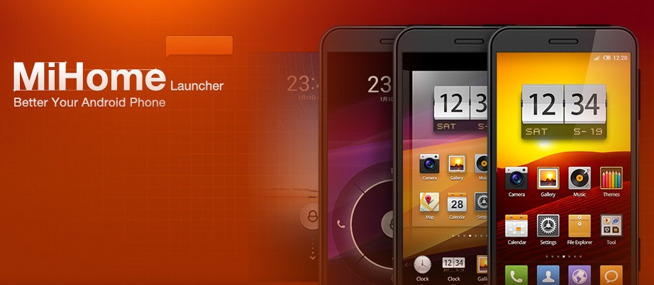 Hi Home Launcher