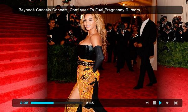 Beyonce red carpet Moviefone