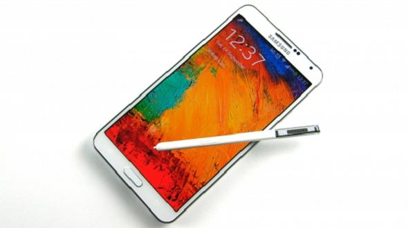 Samsung Galaxy Note 3 render