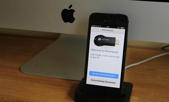 Chromecase iPhone