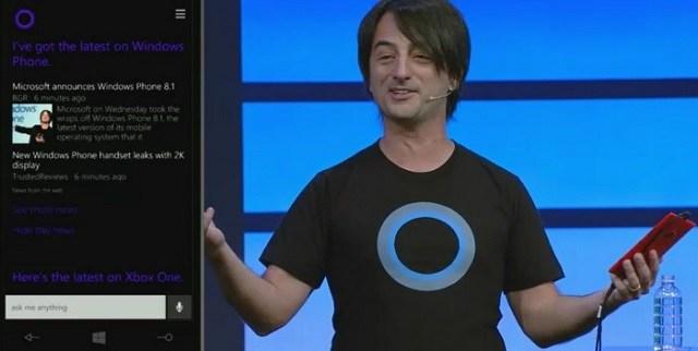 Microsoft-Cortana