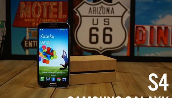 Samsung galaxy S4 LTE