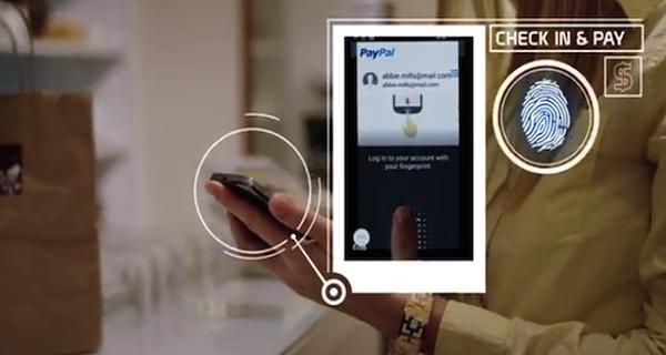 PayPal Samsung Galaxy S5