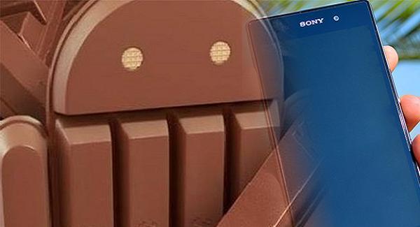 Sony Xperia Z1 KitKat