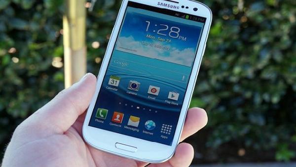 Samsung Galaxy S3 LTE white