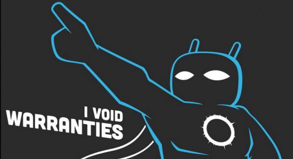 Cyanogenmod I Void Warranties