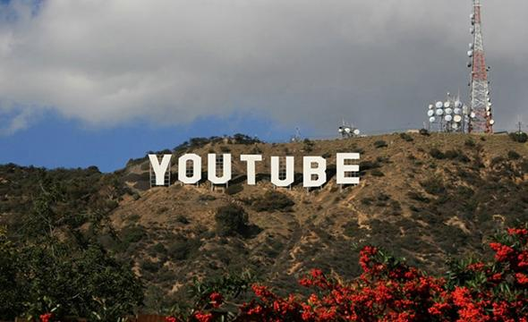 Hollywood YouTube Hill