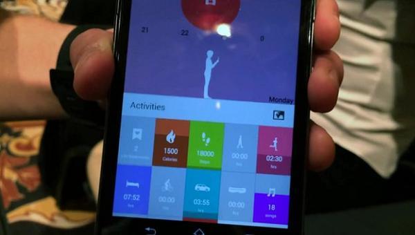 Lifelog app