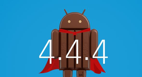 Android 4.4.4 superman