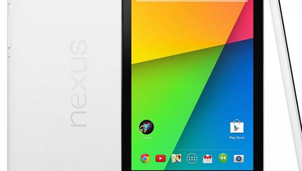 Google Nexus 7 press shot
