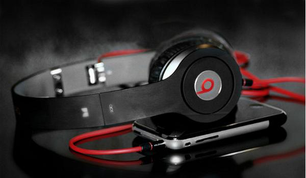 Beats with phone