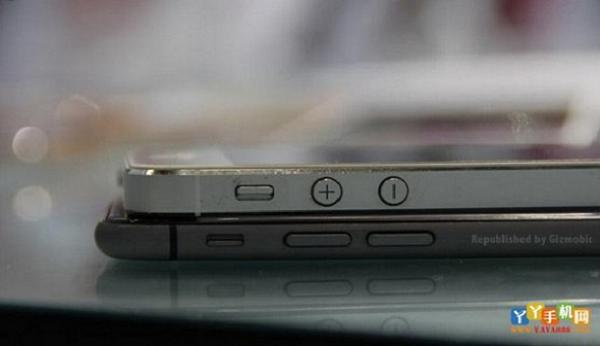 iPhone 6 volume button