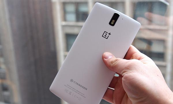 White OnePlus One