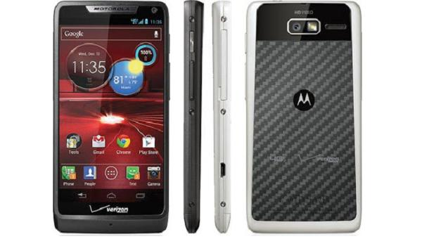 Verizon Droid Razr HD