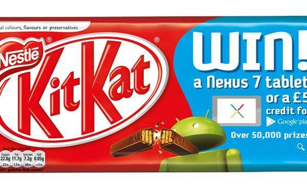 KitKat Google pack