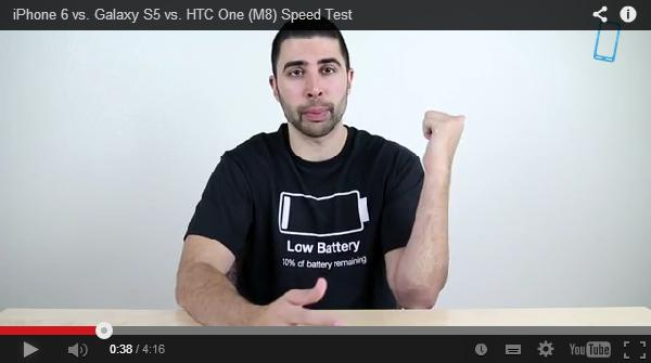 Low battery T-Shirt guy
