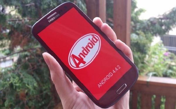 S3 KitKat