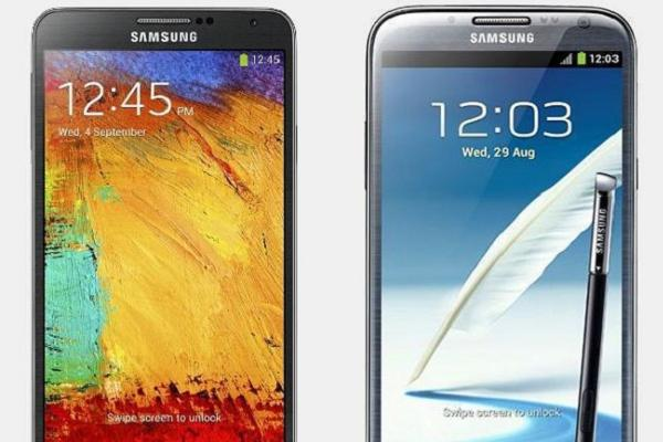 Note 3 and Note 2