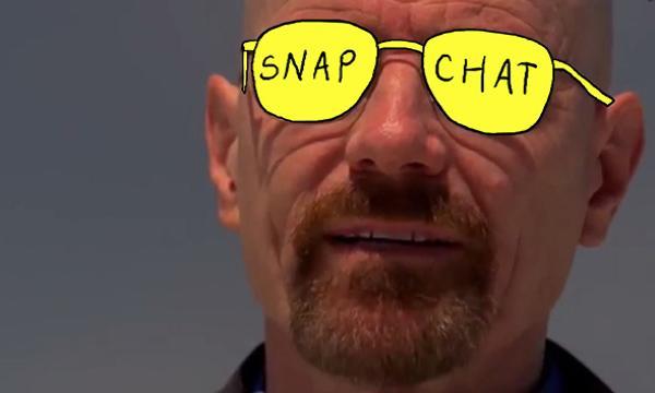 Snapchat Walter White