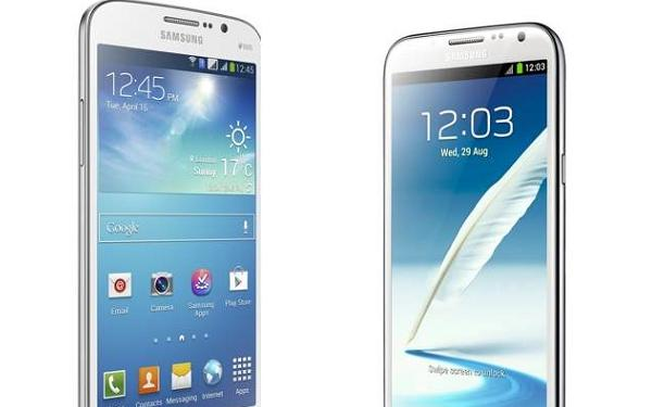 Galaxy Note 2, Galaxy Mega