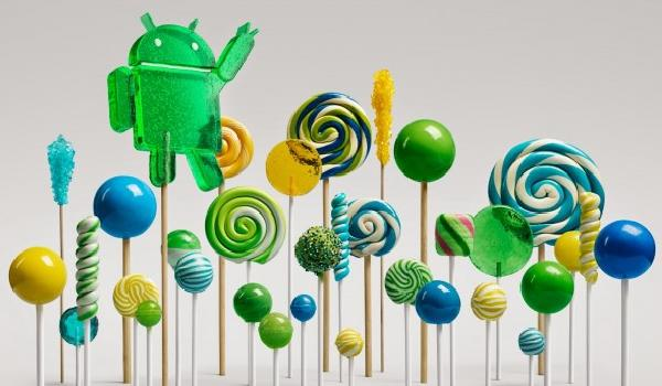 5.0 Lollipop