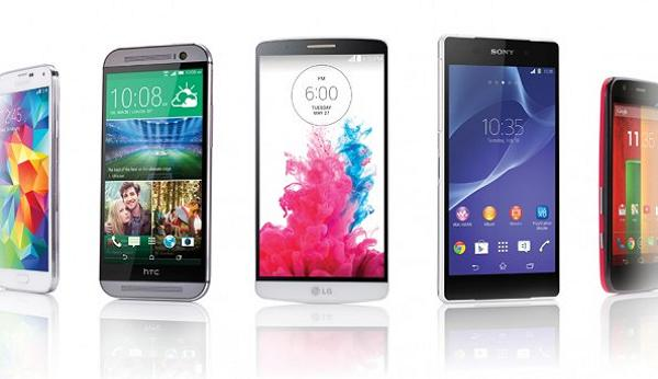 Android 2015 flagships