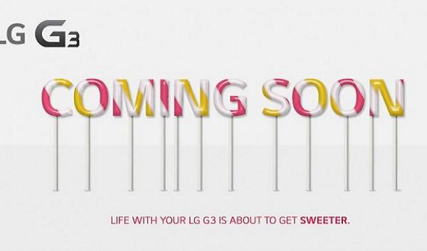 Lollipop coming soon LG