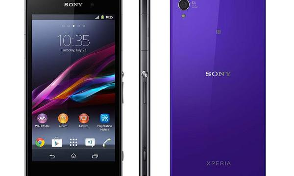 How to Take Screenshot on Sony Xperia Z1