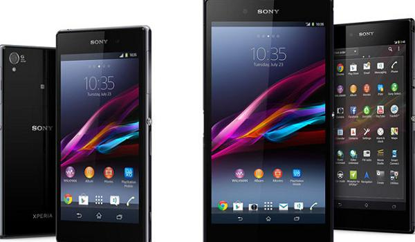 Xperia Z Ultra And Z1