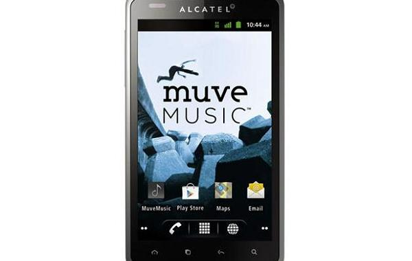 Alcatel One Touch Authority