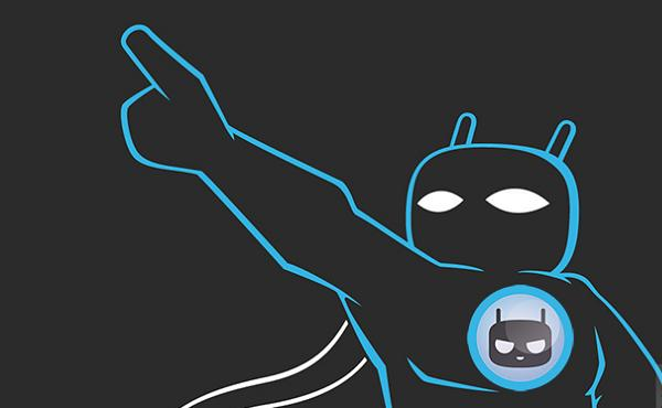 CyanogenMod Hero