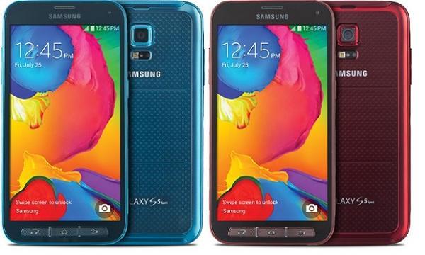 Galaxy Sport S5