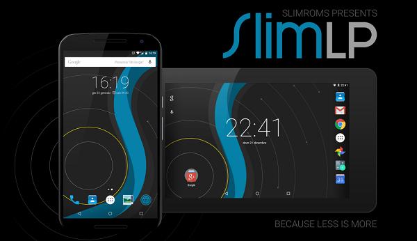 Slim-LP ROM
