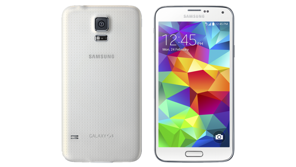 Update The Samsung Galaxy S5