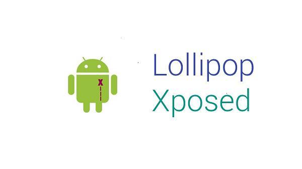 Lollipop Xposed