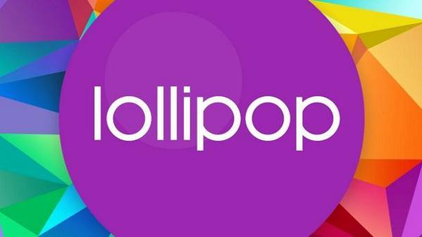 Samsung Lollipop Wallpaper
