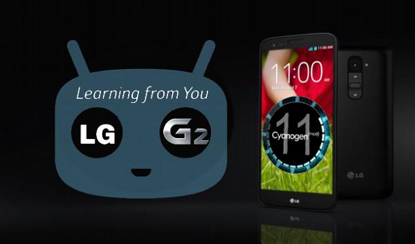 LG G2 CM11