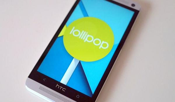 HTC One M7 Lollipop