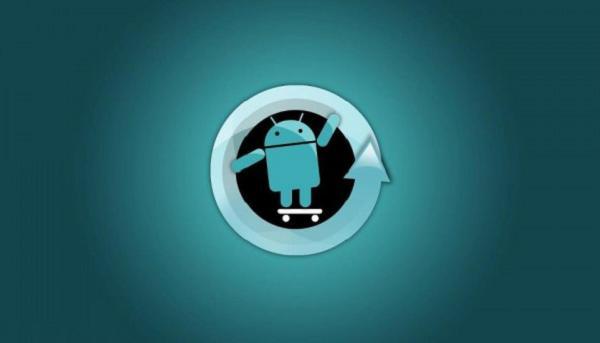 Blue CyanogenMod