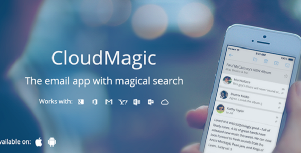 Cloud Magic app