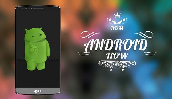 Android Now ROM
