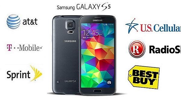 Samsung Galaxy S5 US Cellular