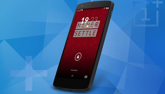 Liquid Smooth OnePlus