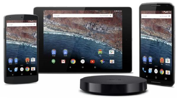 Android M on Nexus