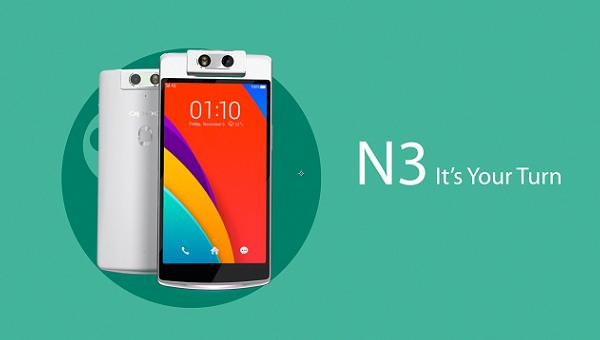 Oppo N3 - it's your turn