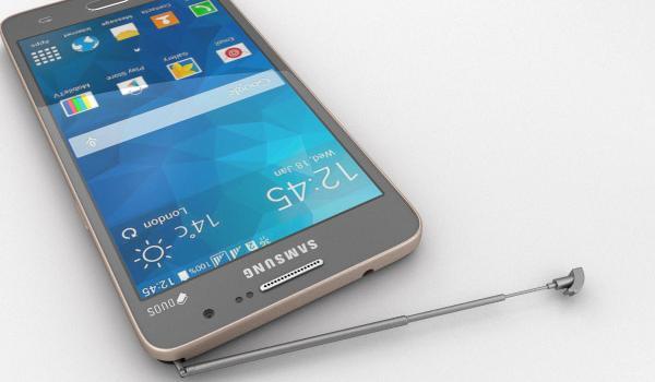 Samsung Galaxy Grand Duos TV