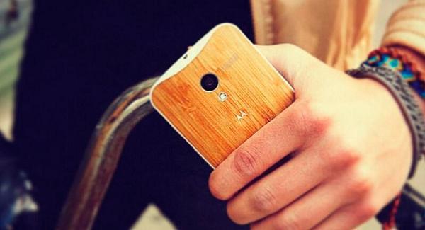 Wooden Moto X