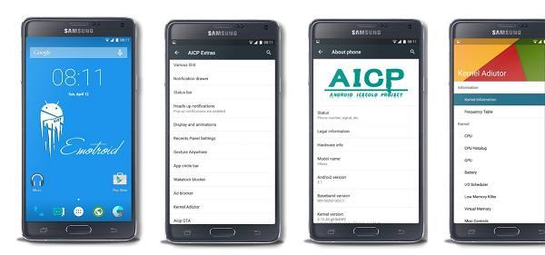 AICP Note