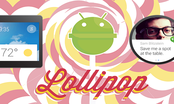 Android Wear 1.0.4 APK Comes with Android 5.0 Lollipop ...